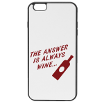 The Answer Is Always Wine